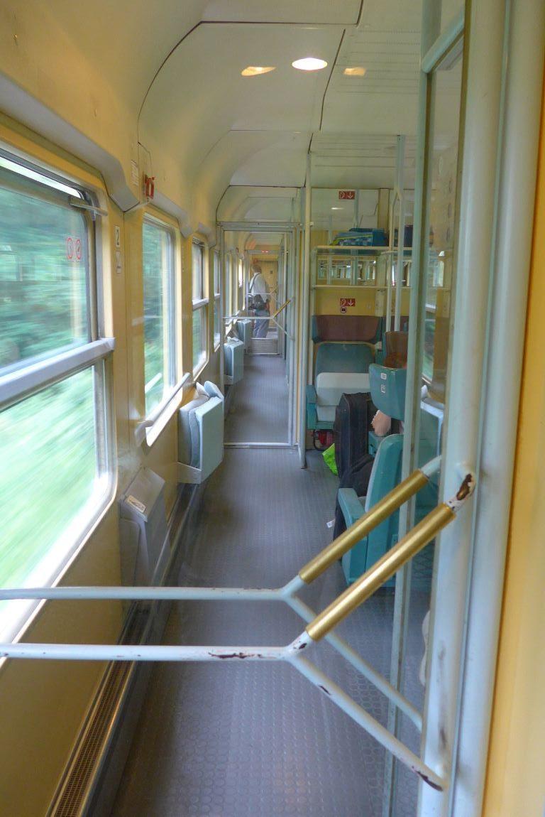 DB IR 2 Klasse Grossraum 2